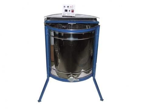Extracteur à miel Dadant Blatt , radial, électrique, 24 cadres de corps / 24 cadres de hausse