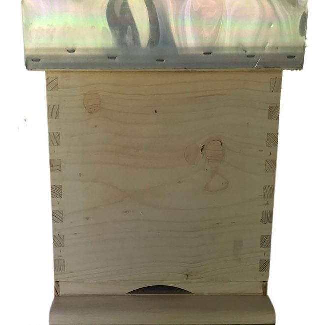 La ruche au complet Dadant Blatt 10